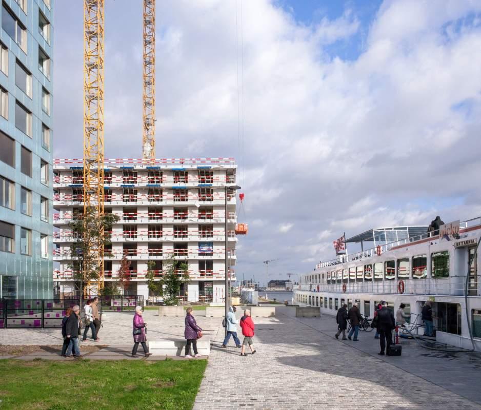 Westkaaitoren1 K Borghouts