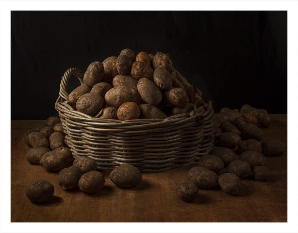 2 Basket Potatoes EDITION