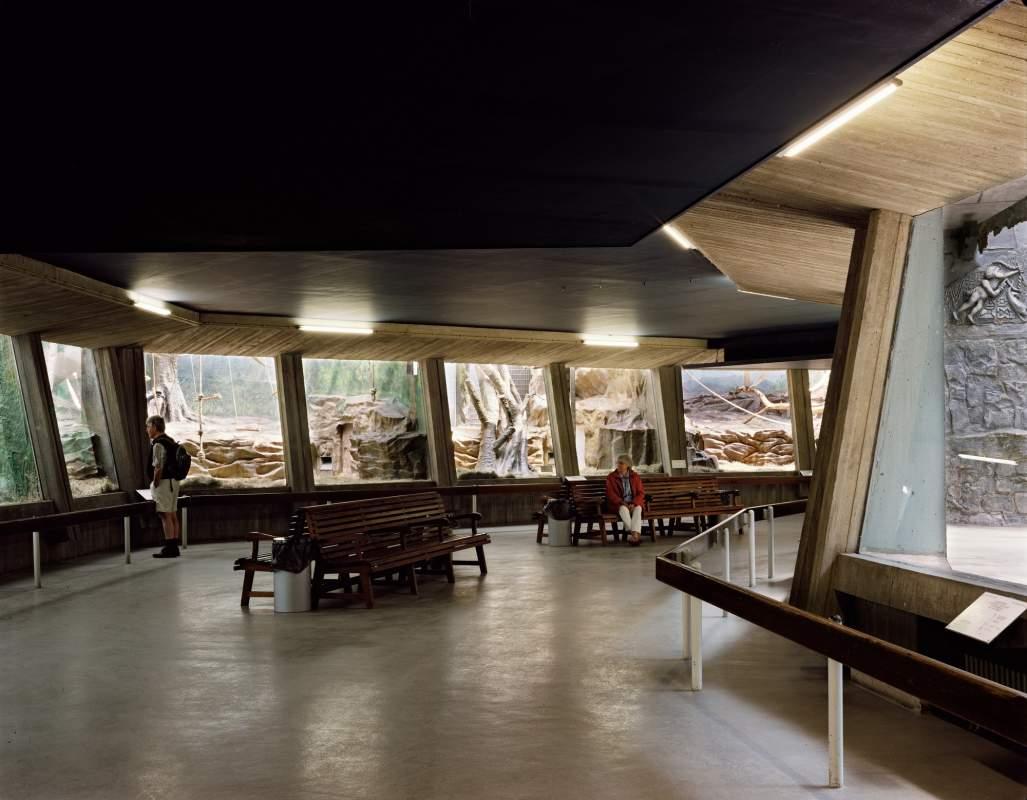 Apengebouw K Borghouts