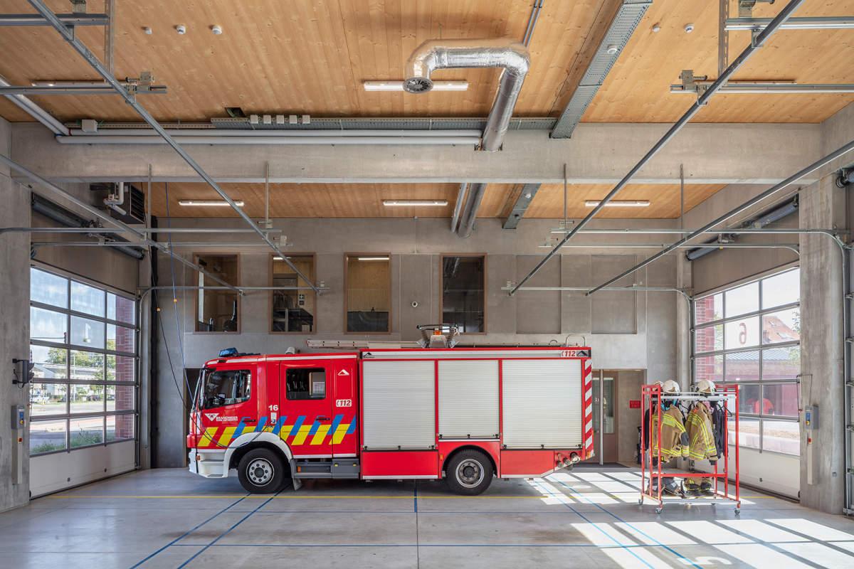 Brandweerkazerne 9488