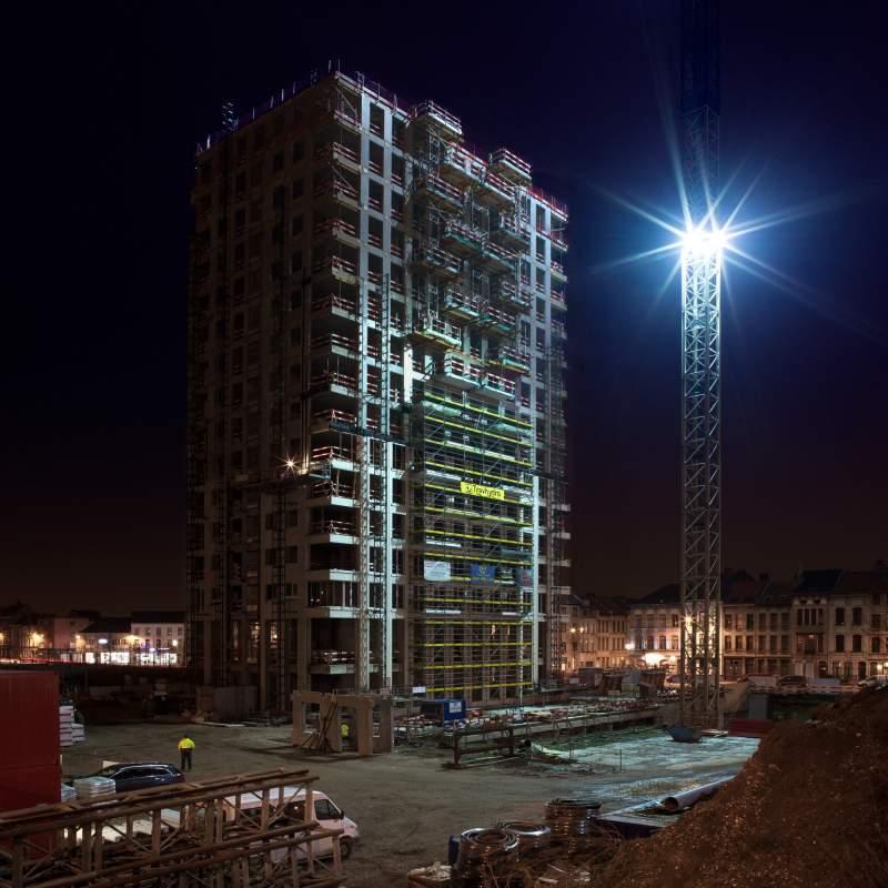 Lichttoren Avond K Borghouts