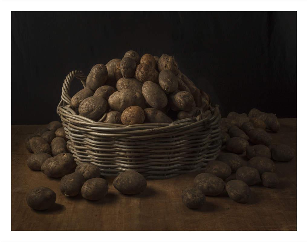 Mand Aardappelen 9297 EDITIE