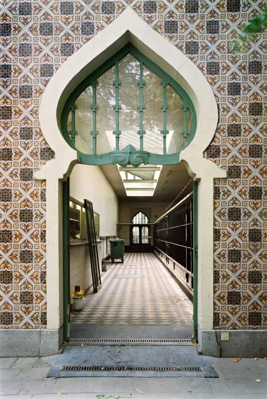 Okapigebouw K Borghouts