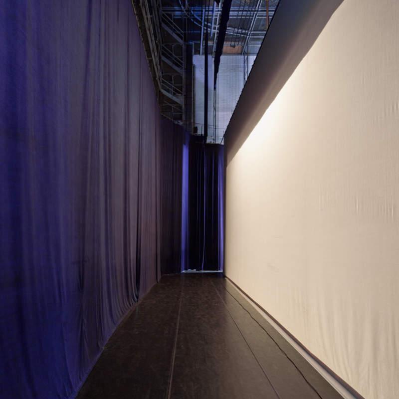 Site Backstage Borghouts 130x130cm