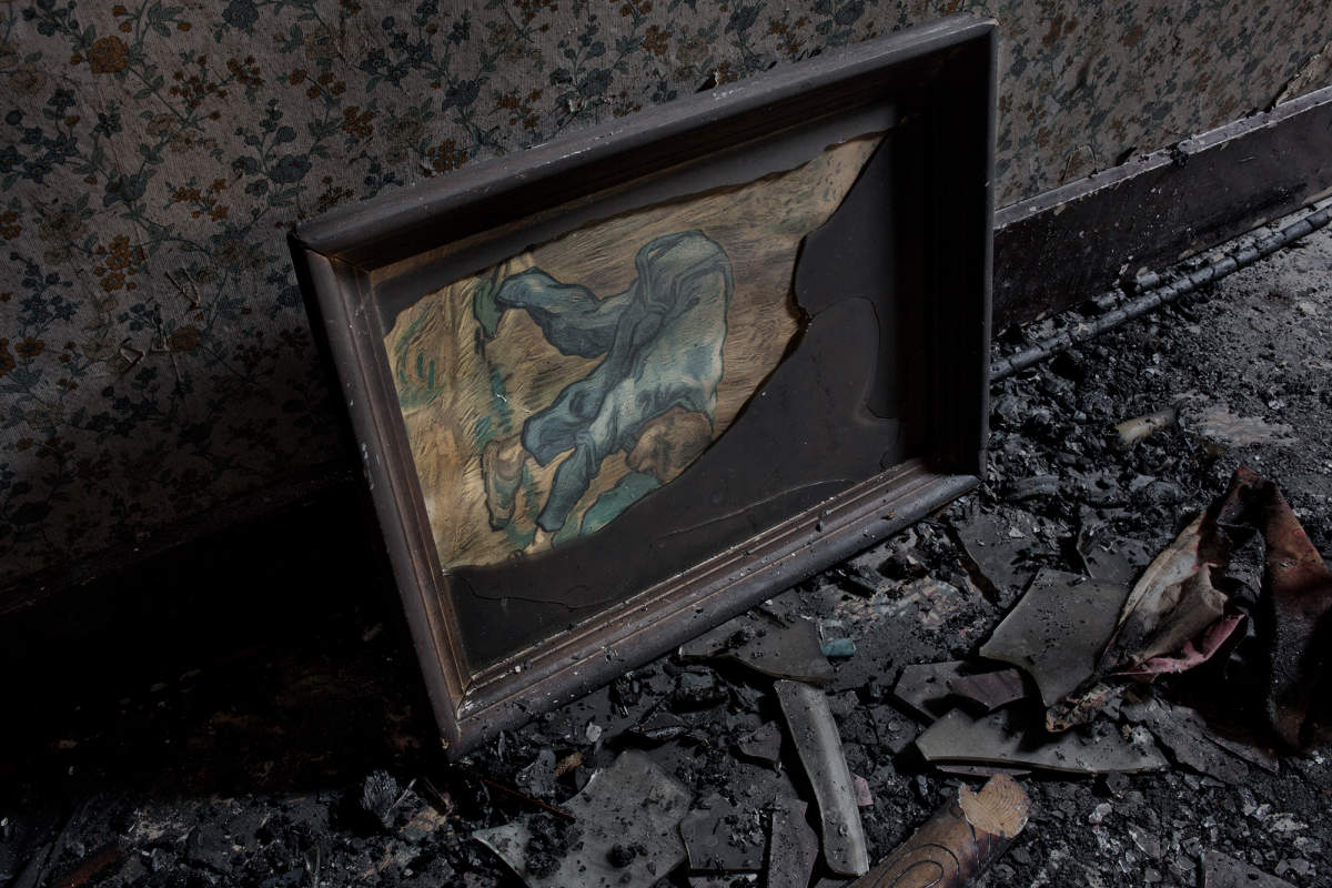 Van Gogh copyright Karin Borghouts