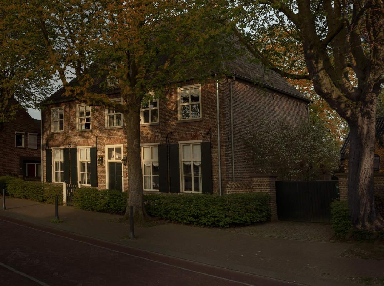Vincentwashere Nuenen Pastor House