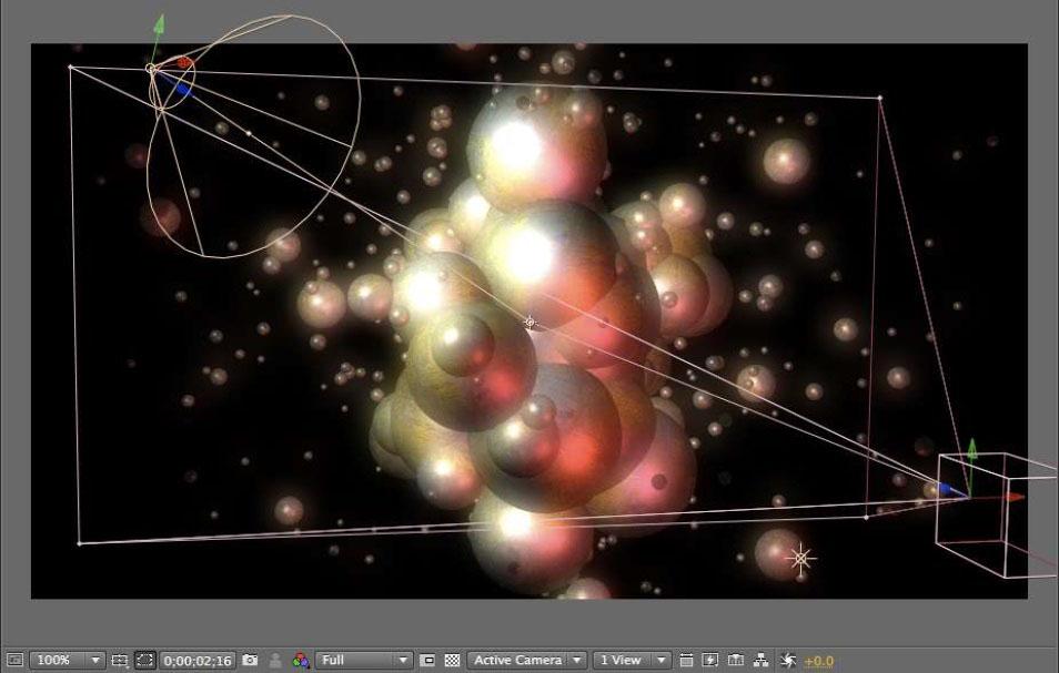 Particle Array 3D 2