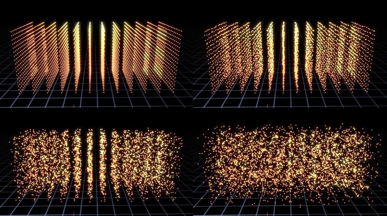 Particle Array 3D 4