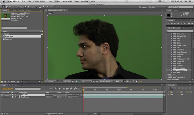 Video Morph 1