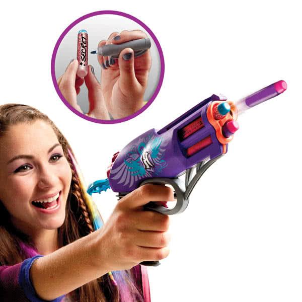 """Publicité pour le """"Nerf Rebelle Agent Secret Pistolet"""""""