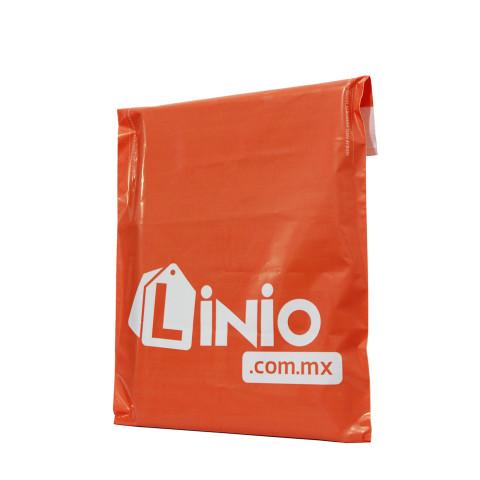 Bolsa resellable para negocios de e-commerce de la tienda Linio.