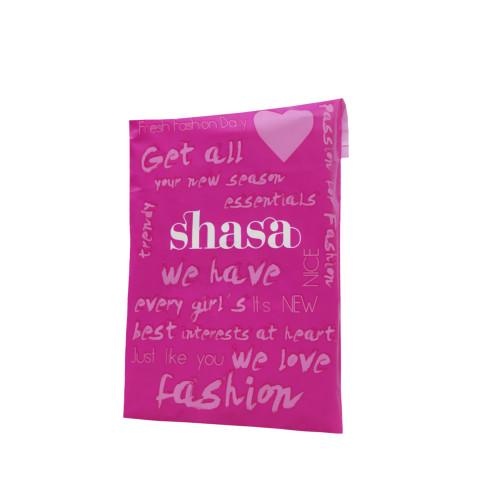 Bolsa para e-commerce de la tienda online Shasa.