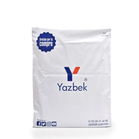 Bolsa para envíos de ropa tiendas Yazbek.
