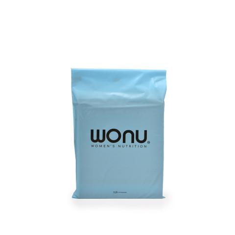 Bolsa resellable para e-commerce tiendas WONU.