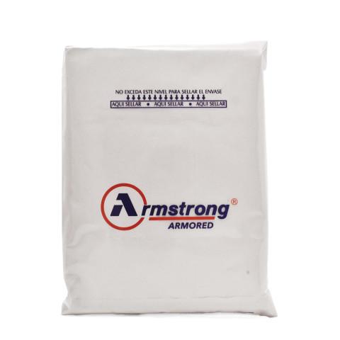 Bolsa resellable para envíos de valores Armstrong