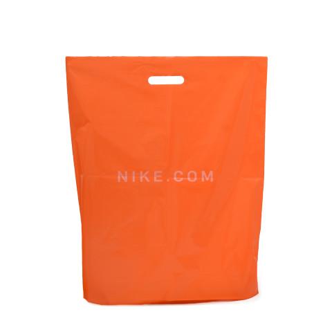 Bolsa de plástico de asas troqueladas Nike