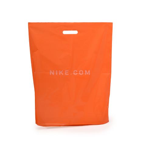 Bolsa personalizada de material biodegradable con la marca NIke.