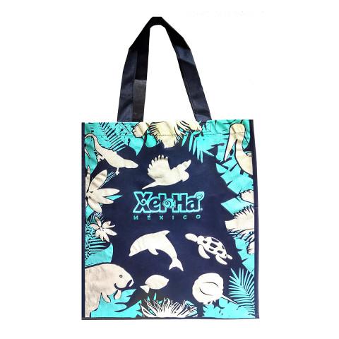 Bolsa impresa Non-Woven con diseños de animales XelHa.