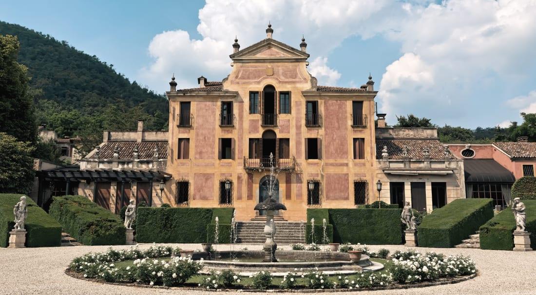 Villa Barbarigo a Valsanzibio