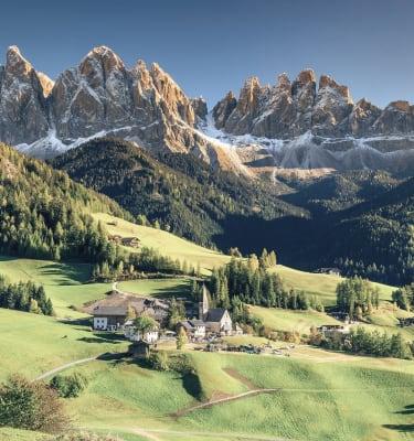 Weekend in Montagna
