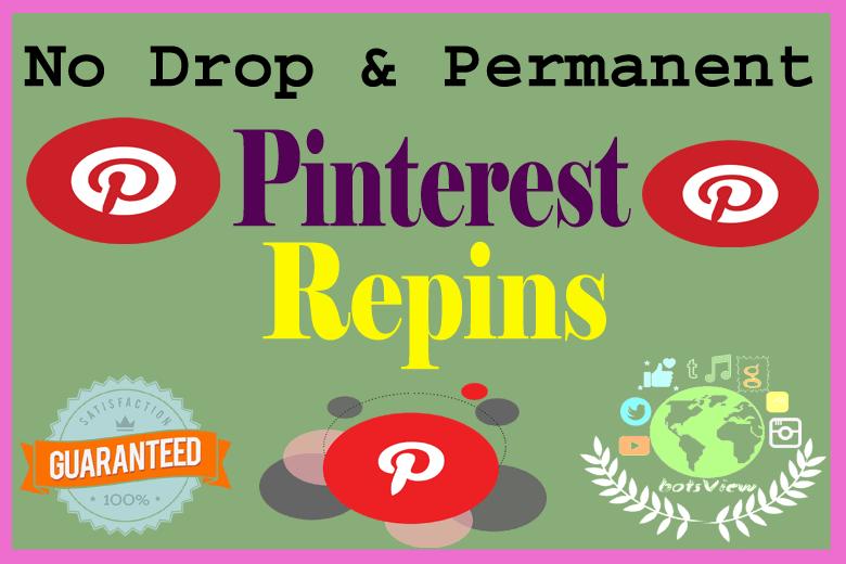 Buy Pinterest Repins