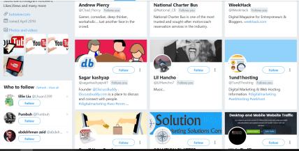 Buy High Quality Twitter Followers