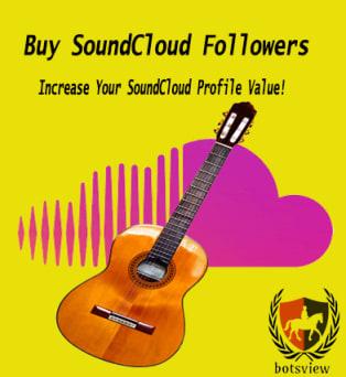 Increase SoundCloud Followers