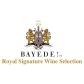 Bayede! Royal Signature Wine Selection