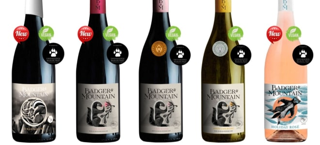 Badger & Mountain Wines
