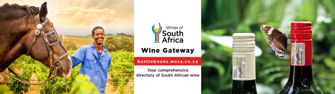 Wines of South Africa: Wine Gateway