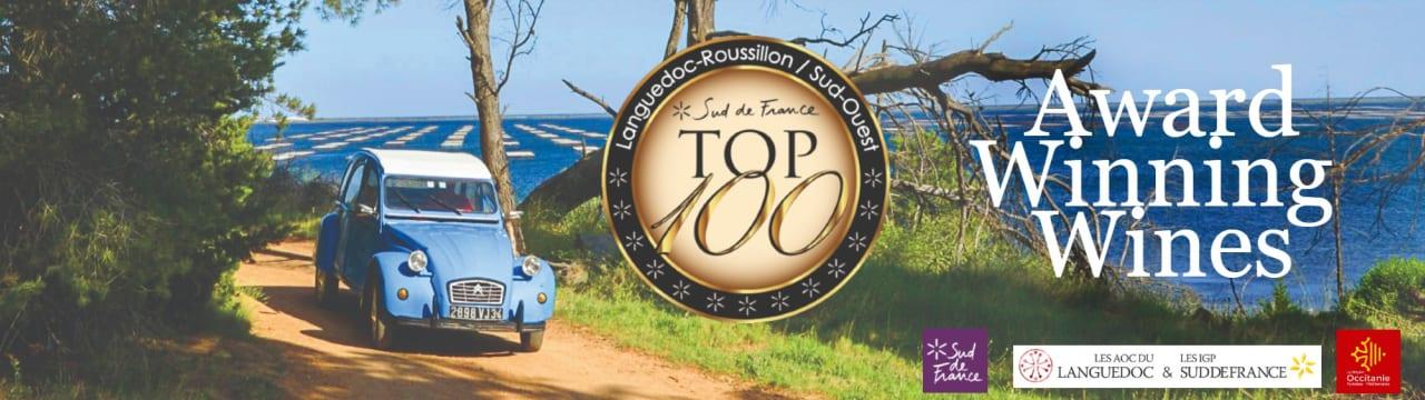 Languedoc-Roussillon Sud de France/Sud-Ouest Top 100