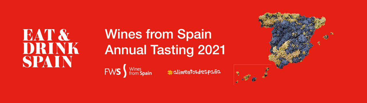 Wines from Spain Annual Tasting (importers) - 2021
