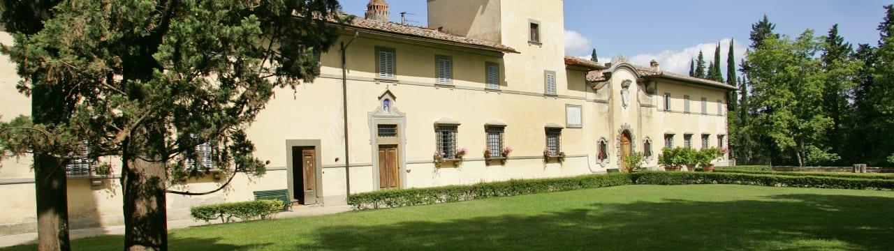 Conti Capponi - Villa Calcinaia