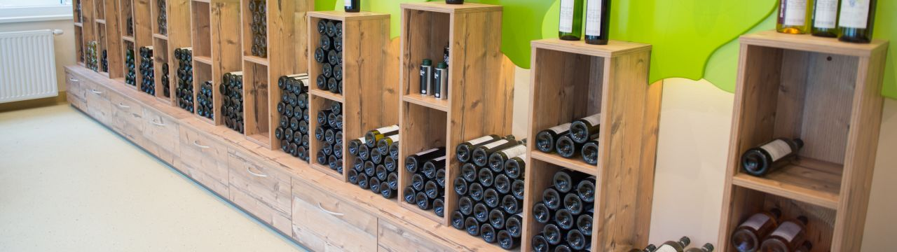 Weinbau Glauber