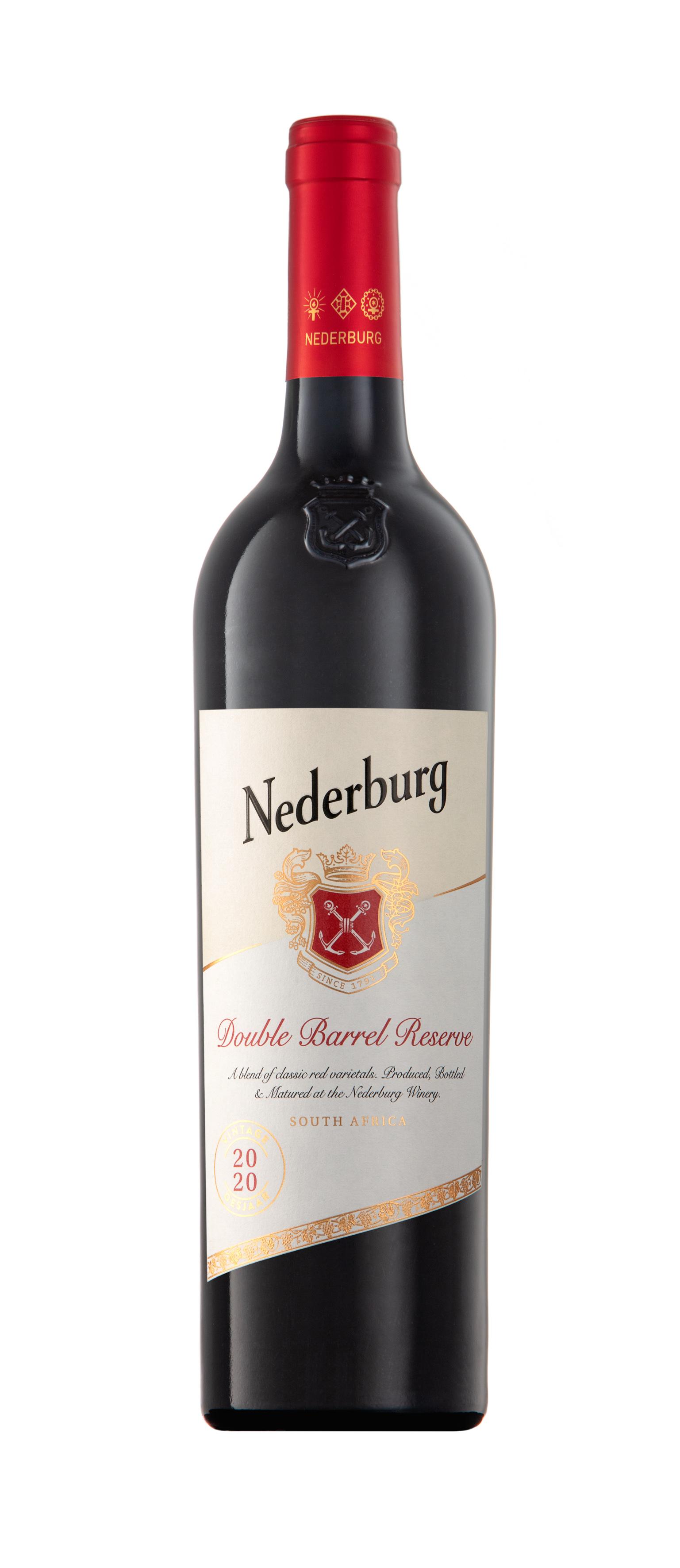 Nederburg Double Barrel Reserve