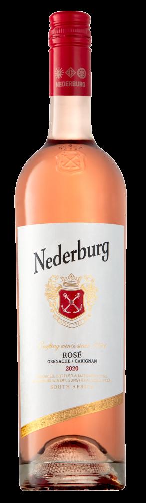 Nederburg Grenache Carignan Rosé