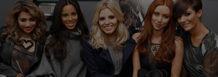 Are The Saturdays using this weird trick for multiple dogs?