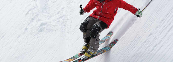 Insurance cover for off-piste skiing and snowboarding