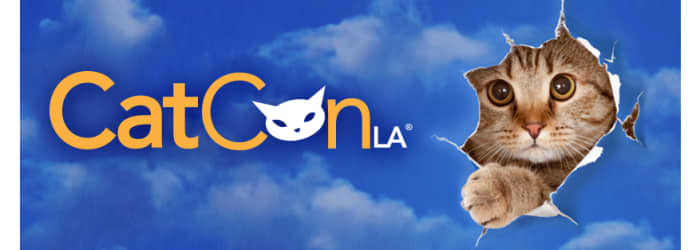 Did you know there is a CatCon in LA?