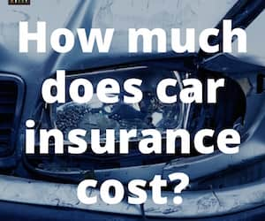 How much does UK car insurance cost?