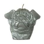 Winged pug candle, £9.99