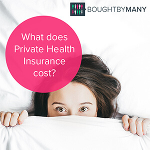 private health insurance cost UK