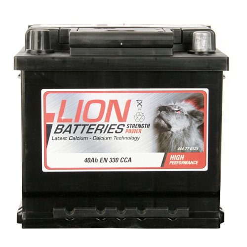 012 Lion Battery