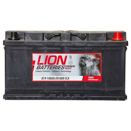 019 Lion Battery