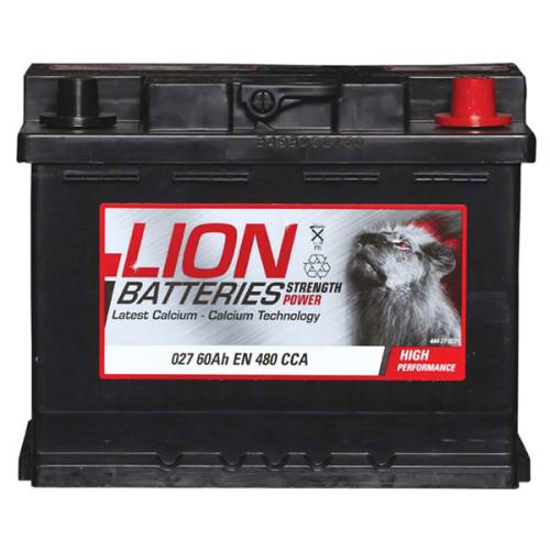 027 Lion Battery