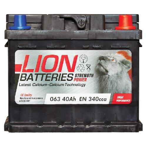 063 Lion Battery