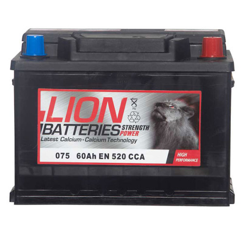 075 Lion Battery