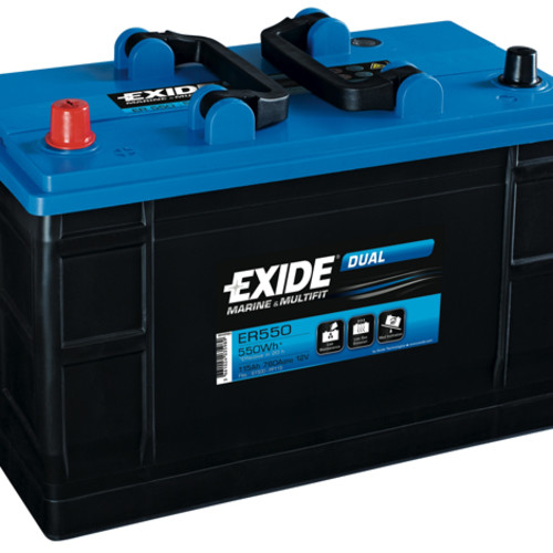 115AH Exide Leisure Battery