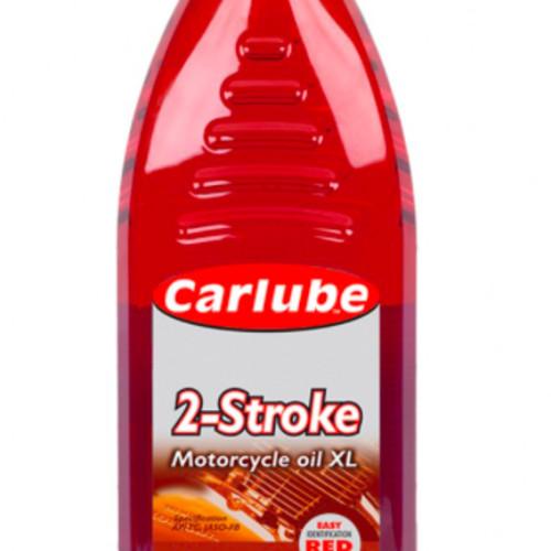 2-Stroke Semi-Synthetic Motorcycle Oil 1L
