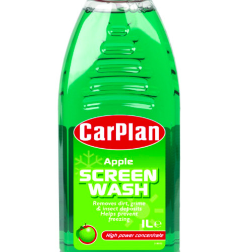 Apple Fragranced Screenwash 1L